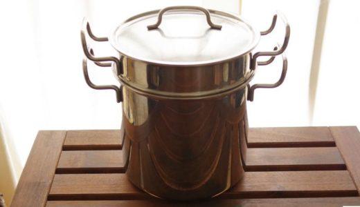 パスタ好きなら購入して損はなし!宮崎製作所のジオ・パスタポット(パスタ鍋)21cm