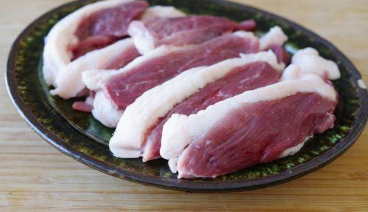 生ですら食べられる、美味しいツムラ本店の合鴨・河内鴨(かわちがも)