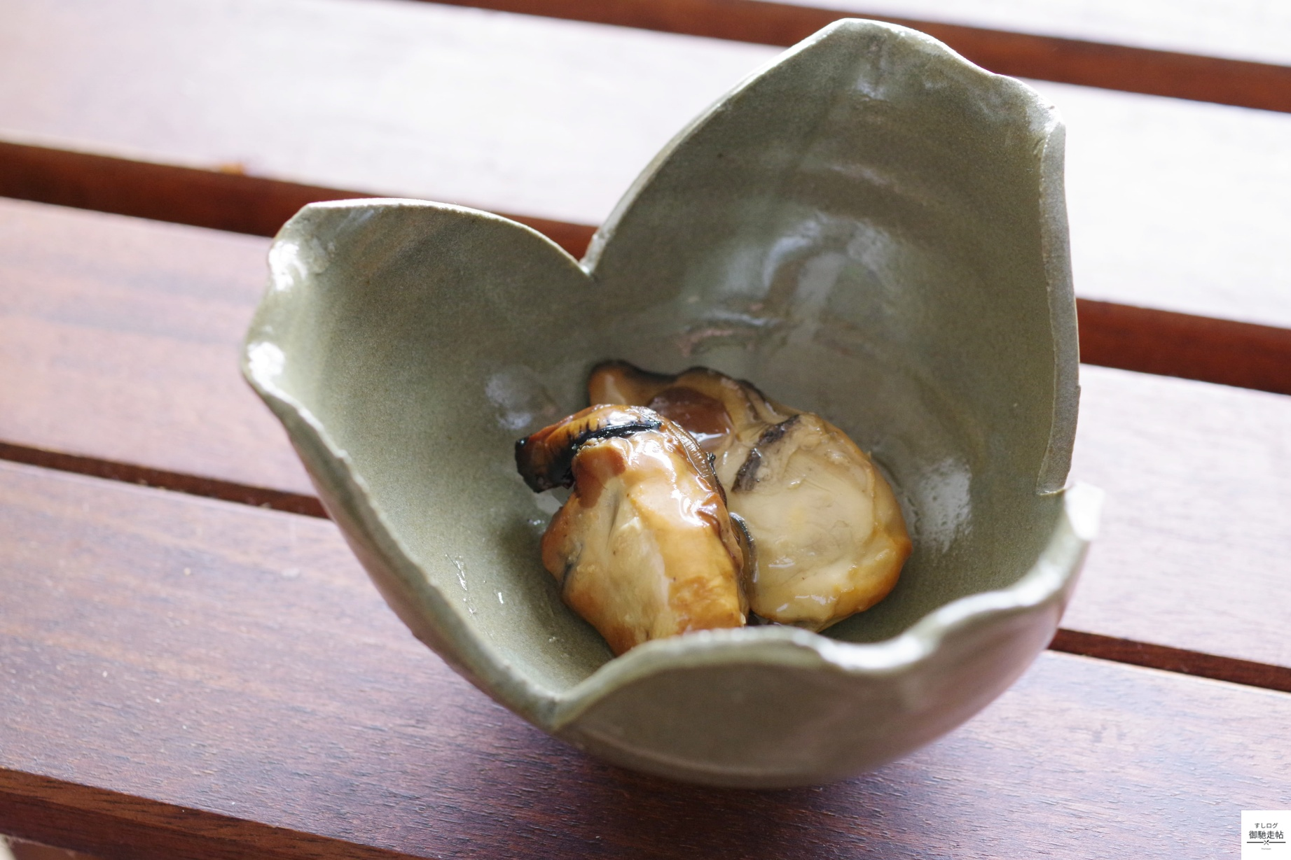 かなわの牡蠣のオイル漬け