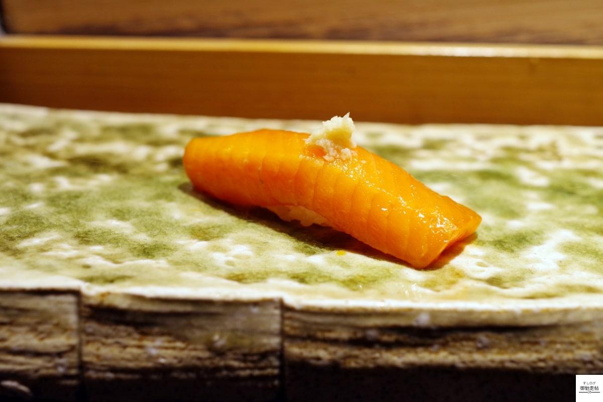 京極寿司ビワマス