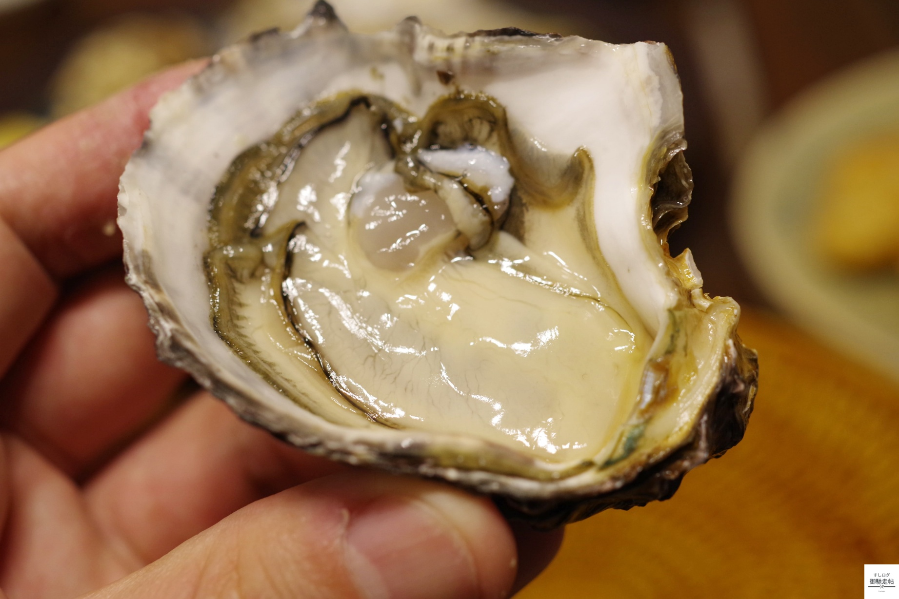 かなわの生牡蠣の粒
