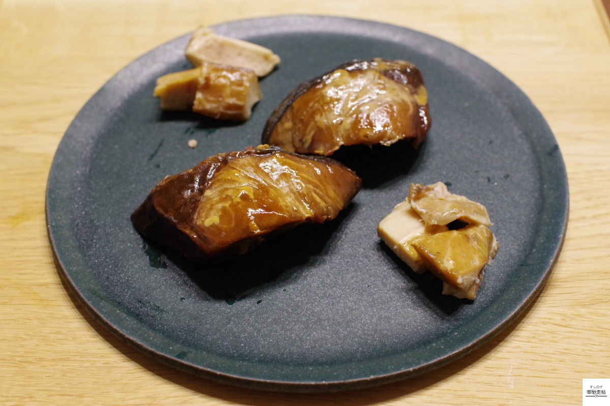 梶賀の炙りブリ