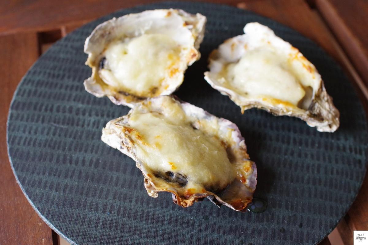 牡蠣グラタン
