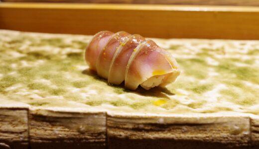 滋賀で貴重な江戸前鮨!老舗の三代目が握る独創的な握り・長浜の京極寿司