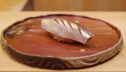 すしログ:熊本随一の江戸前鮨!男気あふれる握りの鮨仙八