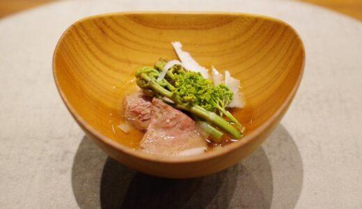すしログ:広尾で東京流の摘み草料理を表現する俊英!中東俊文氏の草片cusavilla(くさびら)