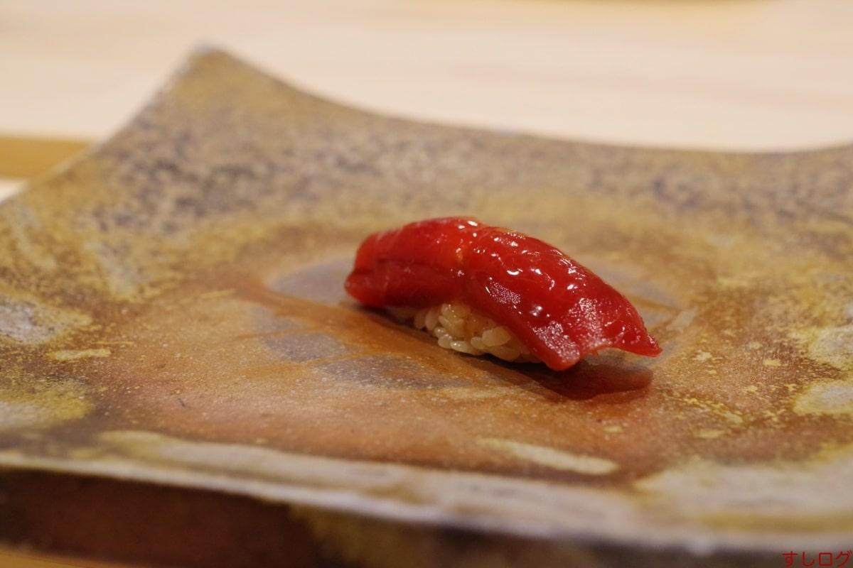 鮨奥鮪赤身