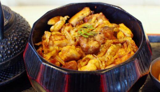 すしログ:東京で食べられる美味しい比内地鶏の【とりまぶし】銀座かしわ