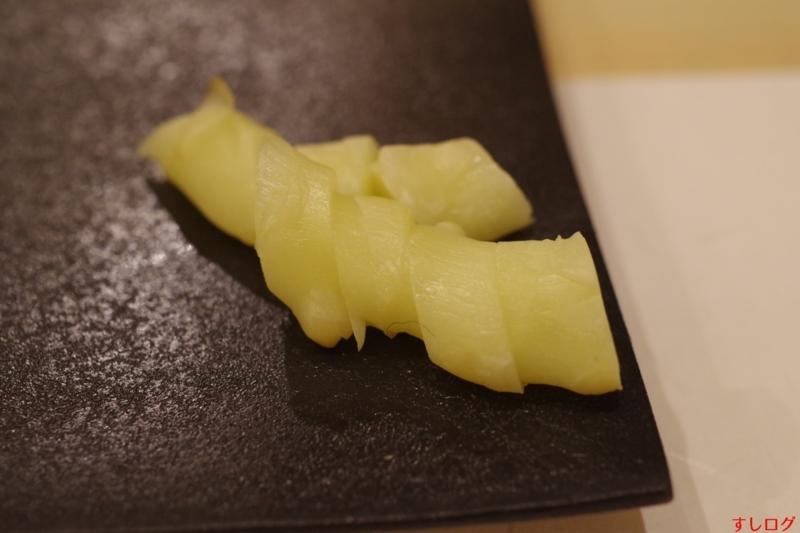 鮨すずかガリ