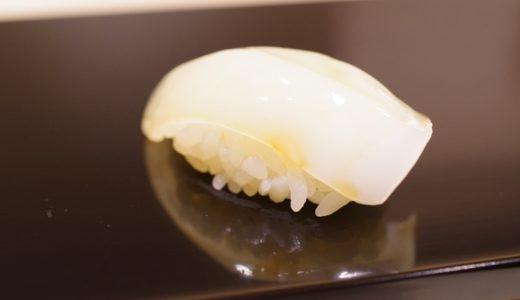 鮨が10倍楽しくなる旬魚の世界 No. 18~冬~スミイカ(墨烏賊)
