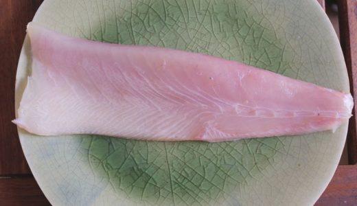 すしコラム No. 8 話題の「津本式・究極の血抜き」を施した「熟成魚」を頂いてみました(後編)