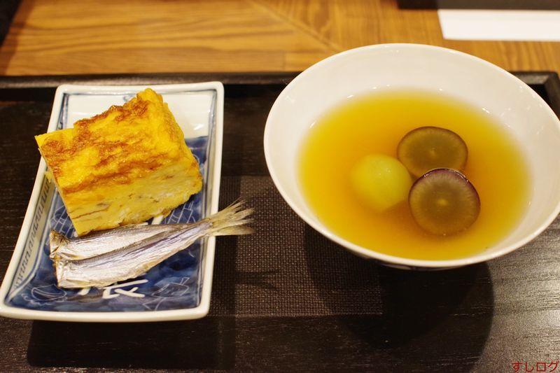 ねぎまさんの小皿料理3品