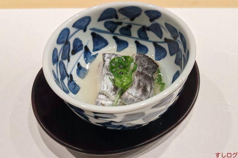 鮨五徳さん太刀魚