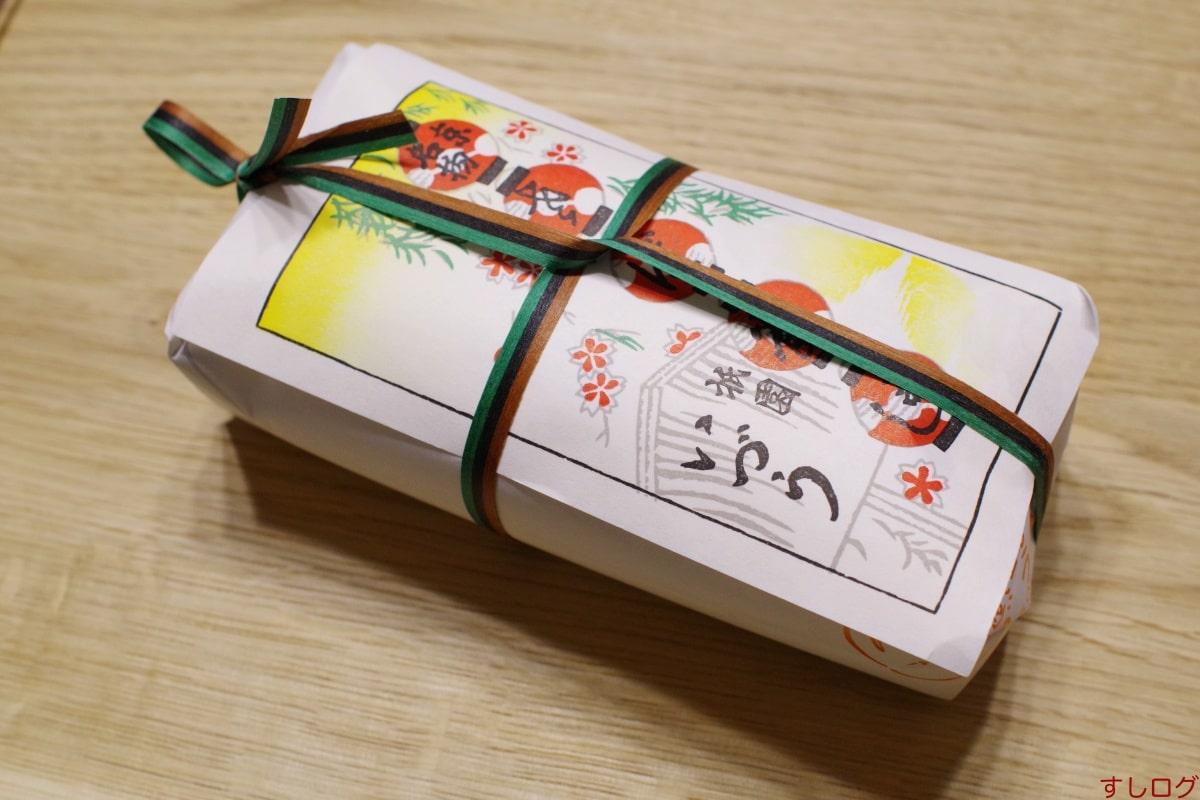 いづう鯖寿司外装01