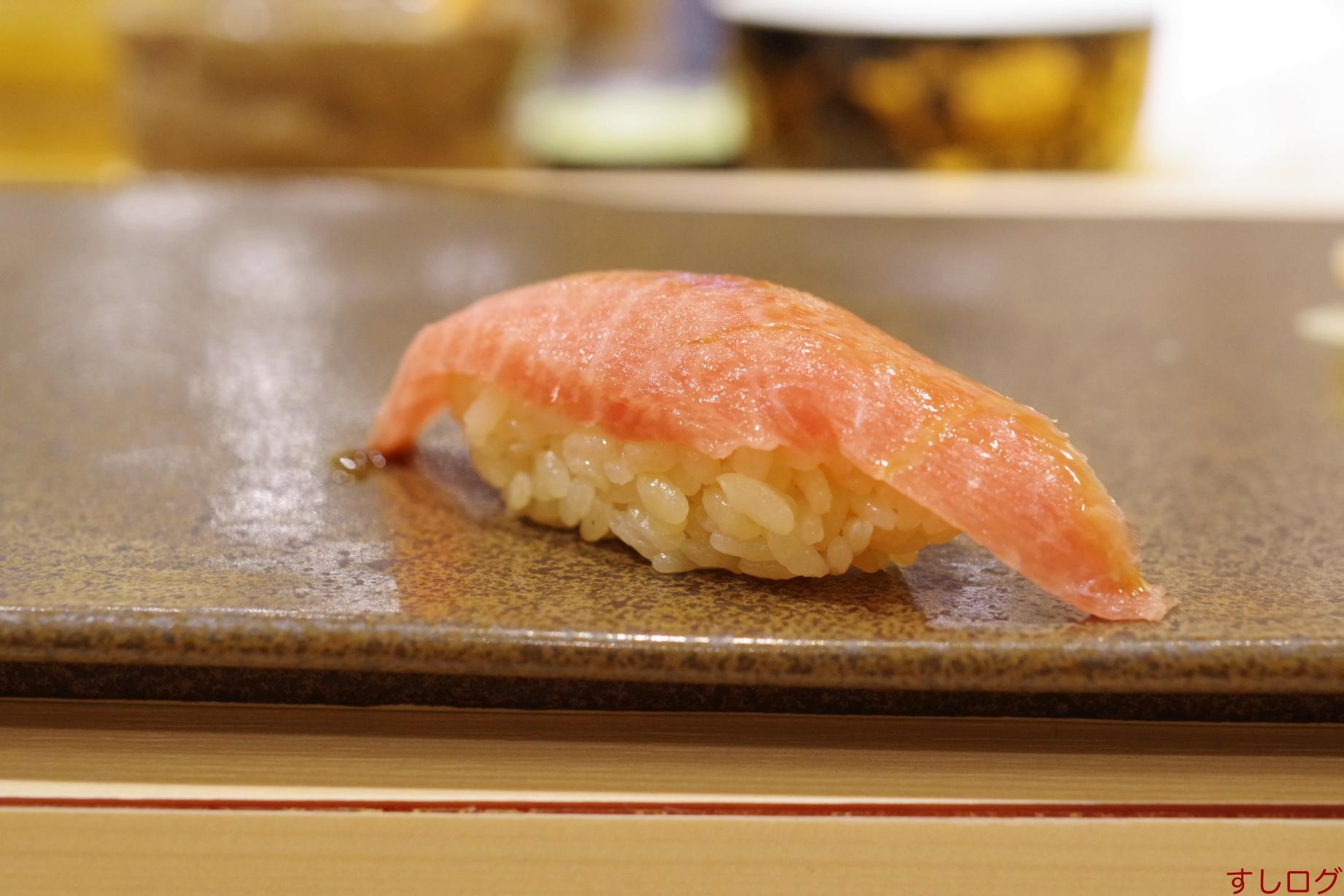 鮨天海鮪トロ