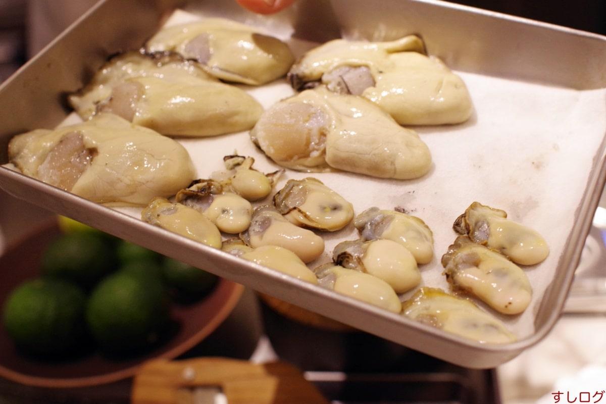 中土岩牡蠣のバージンオイスター02