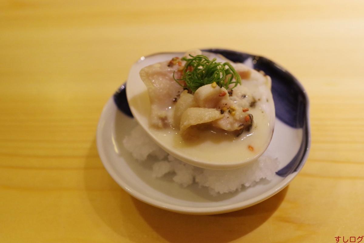 蛤チャウダー