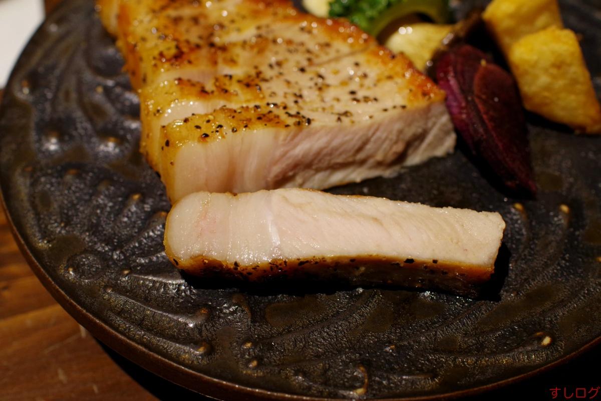 沖縄県産きびまる豚ロースソテー2