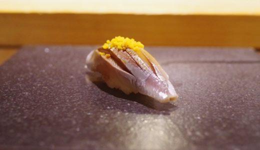 すしログ:3種のシャリと山葵を使い分ける鮨のラボ!神楽坂の鮨ふくづか