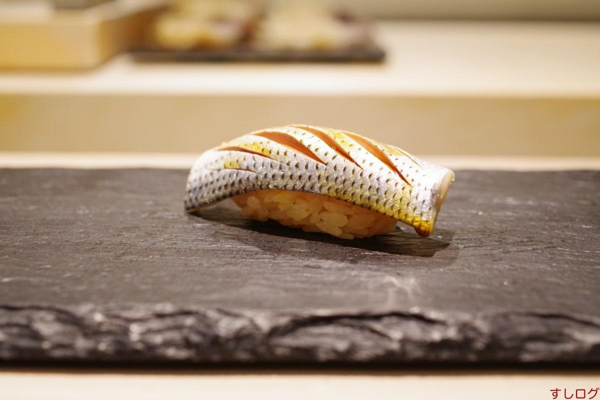 鮨島津小鰭