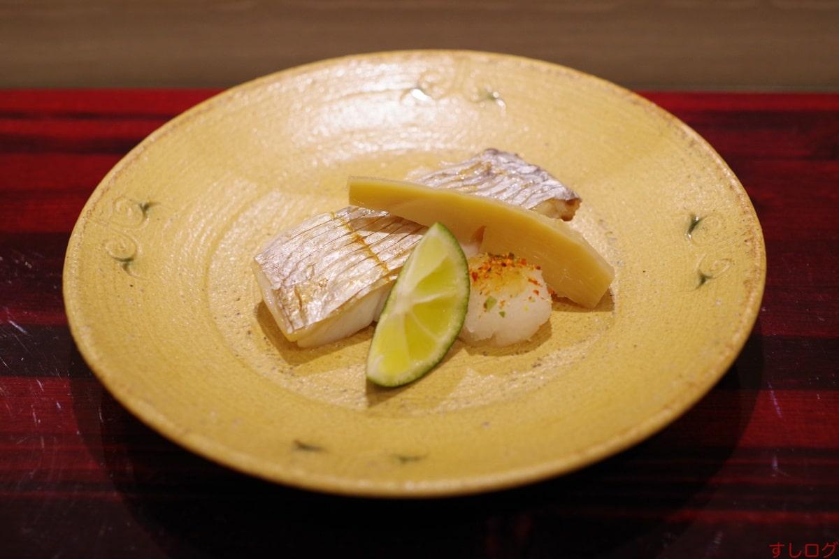 鮨島津太刀魚
