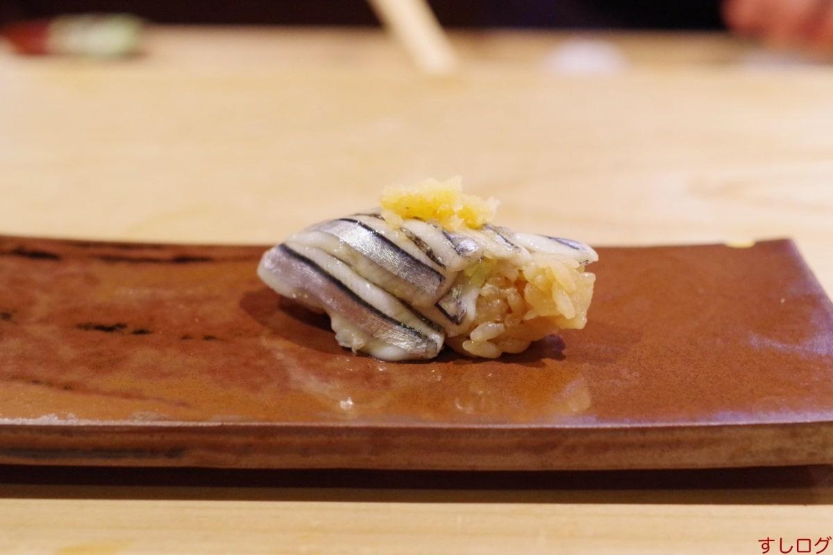鮨渥美キビナゴ