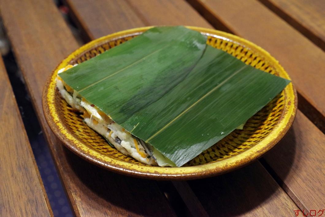 三浦米太郎商店の鰰寿し02