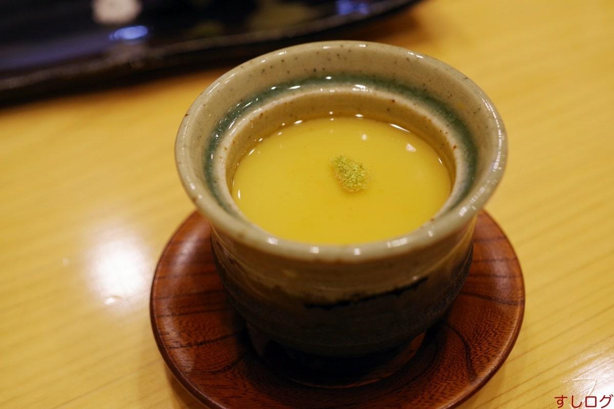 鮨北條茶碗蒸し