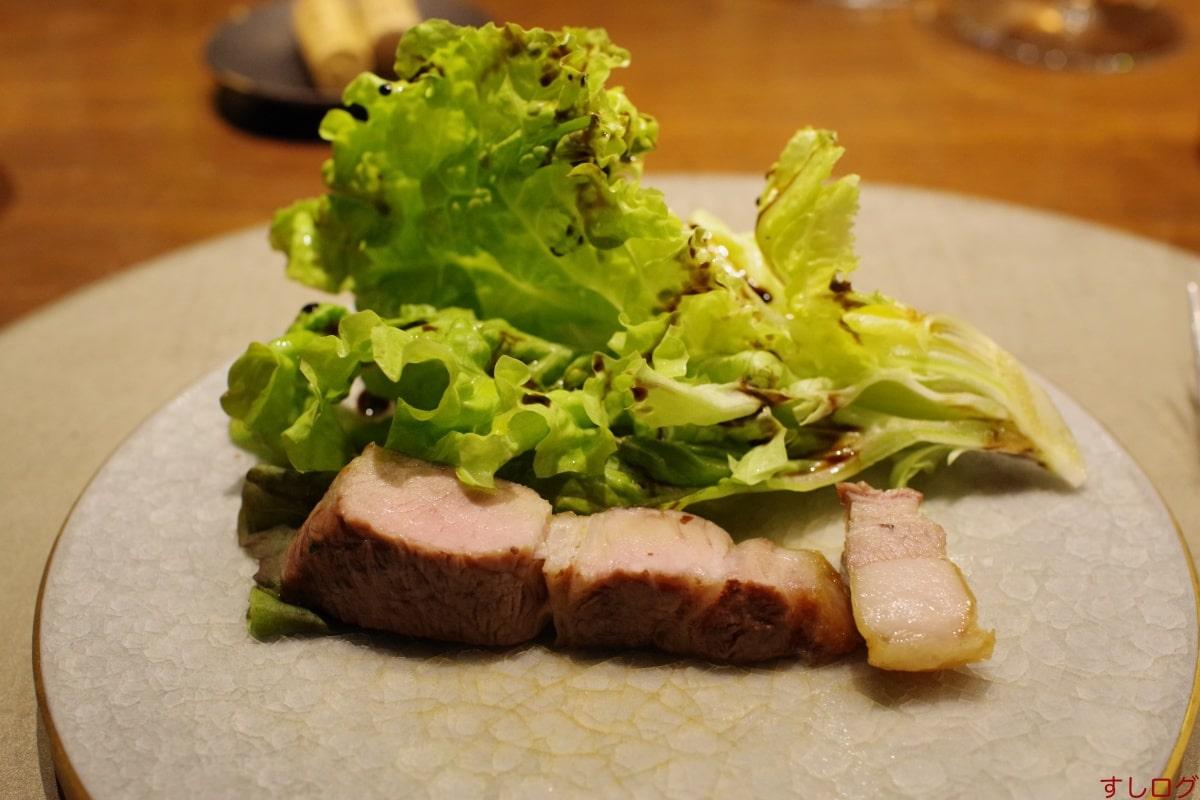 南の島豚の香草焼き02