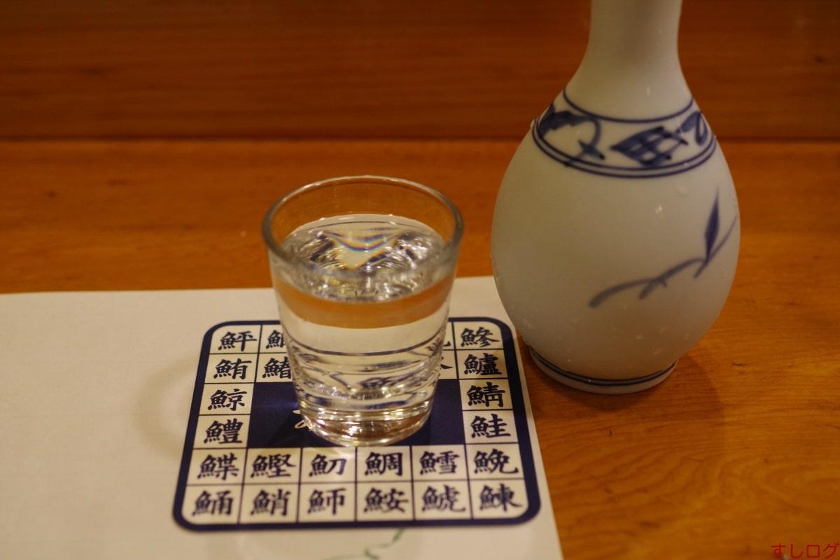 おけい鮨お酒