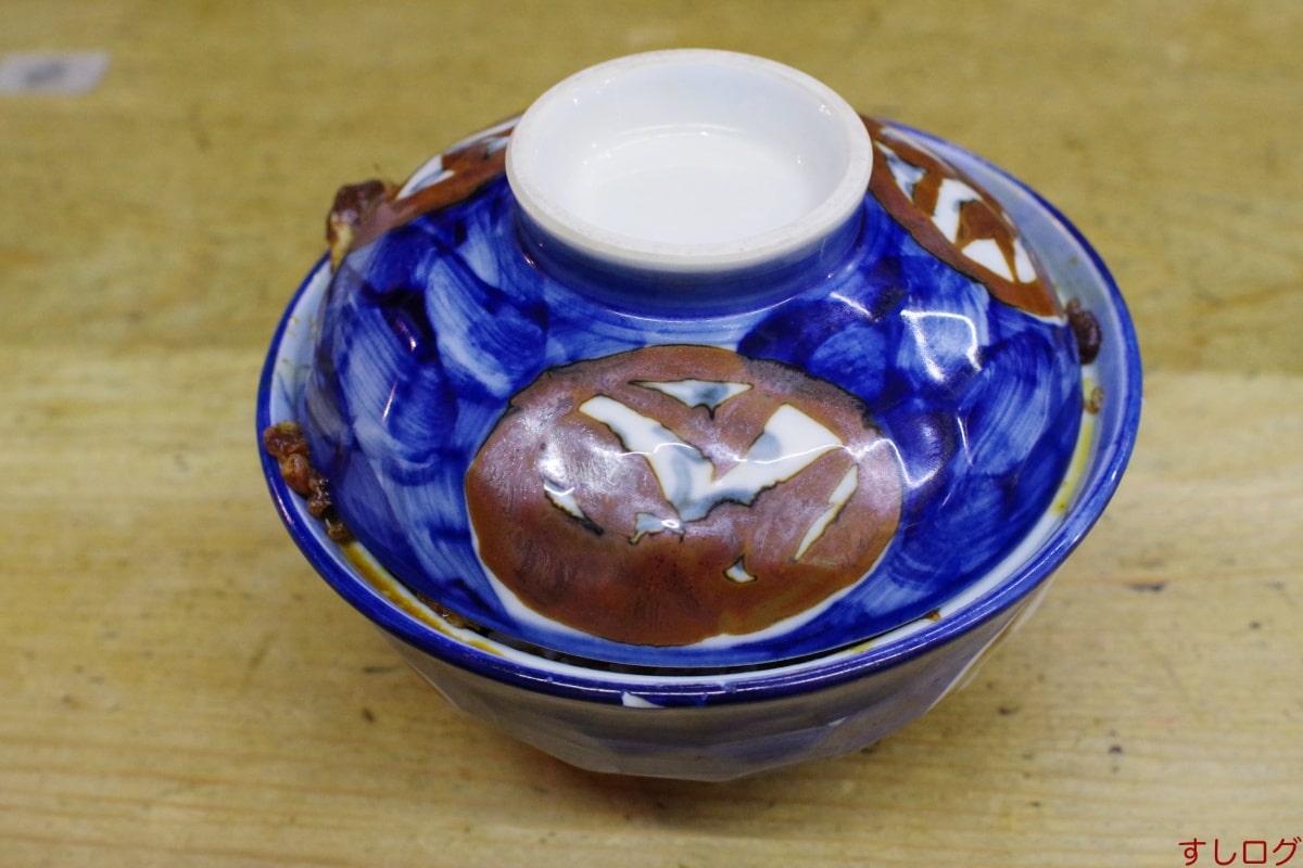 天ぷら中山天丼の器