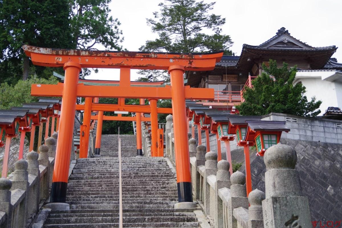 広島和牛久井稲生神社