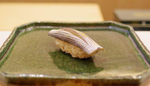 すしログ:独学で新たな鮨を生み出す俊英!沼里親方の大宮「いしまる」
