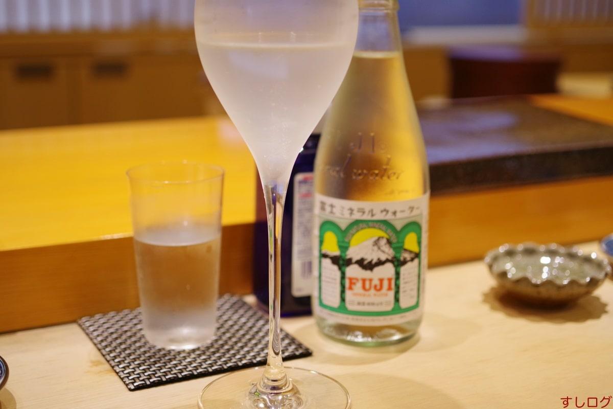 まつうら新澤醸造愛宕の松スパークリング