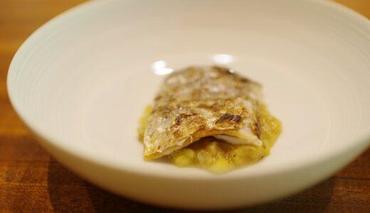 すしログ:広島食材の魅力を伝える俊英料理人!宮島口「AKAI(アカイ)」
