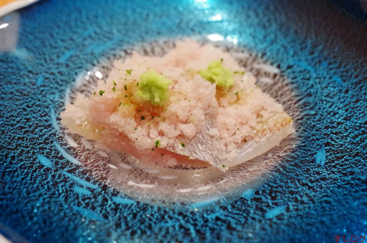 吉鮨連子鯛の刺身