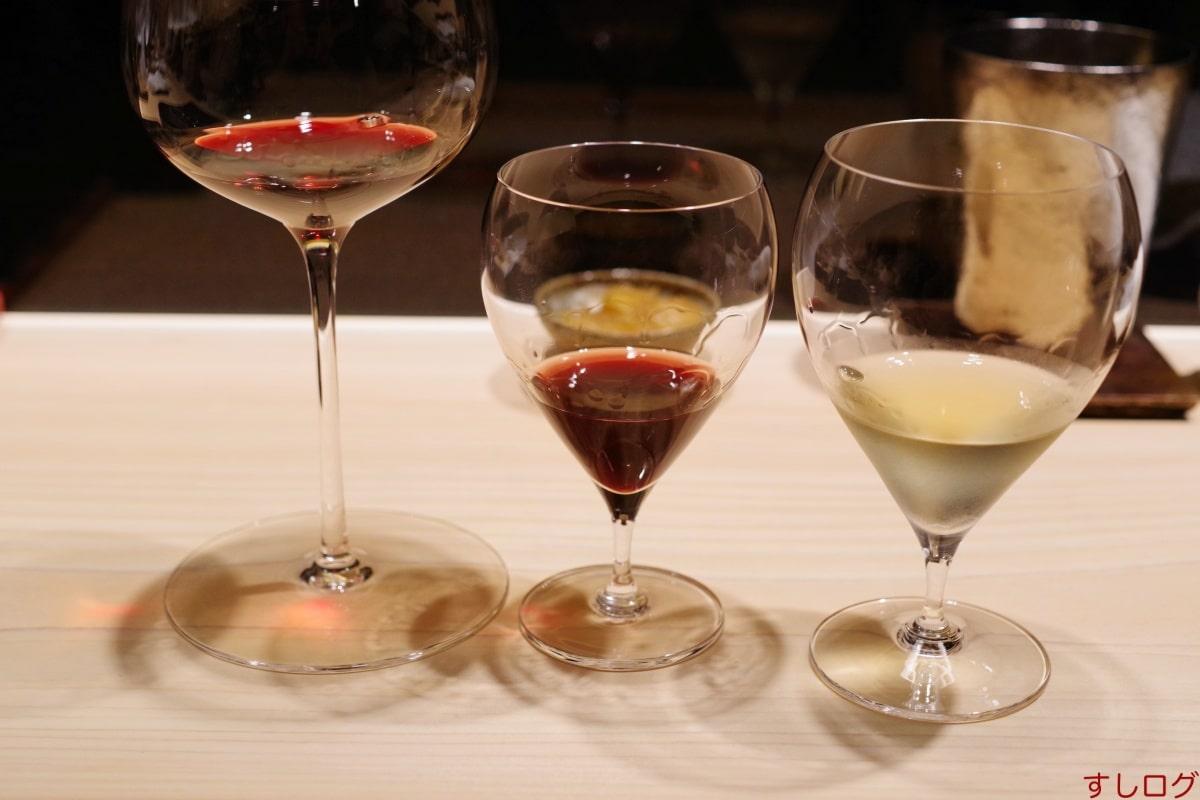 あじゅう田鮪用のワイン02
