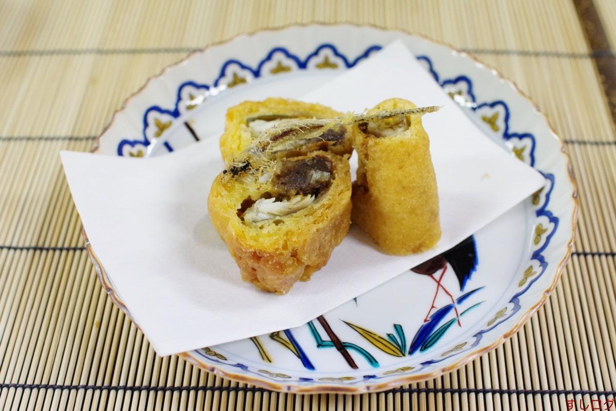 美加登家強肴:うるか味噌揚げ