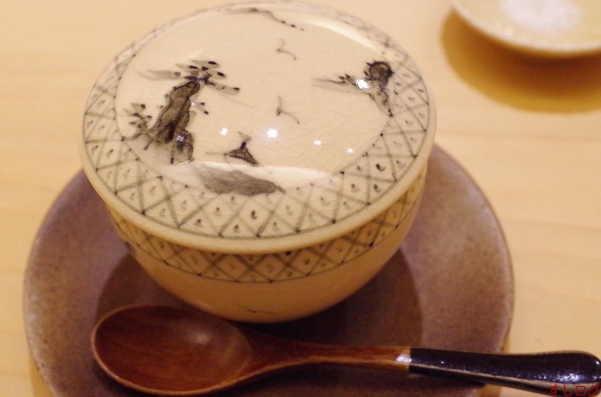 白魚の茶碗蒸し
