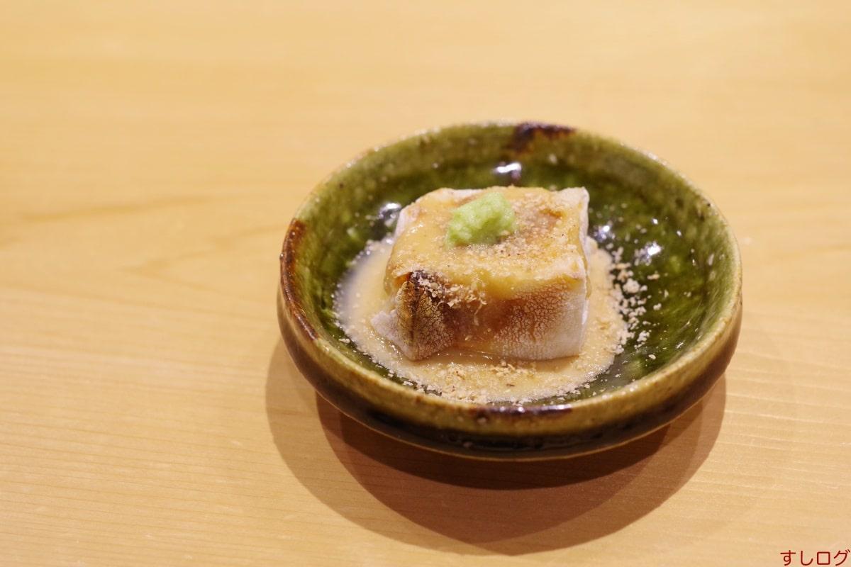一喜焼き胡麻豆腐