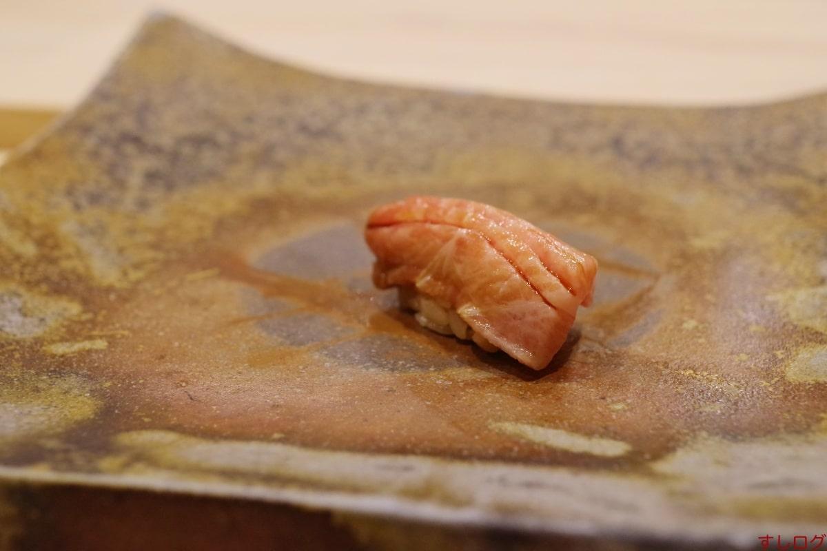鮨奥鮪トロ