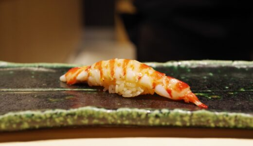 すしログ:名古屋で人気を博す「立ち食い鮨 極」が展開するカウンタ―鮨「権左衛門」