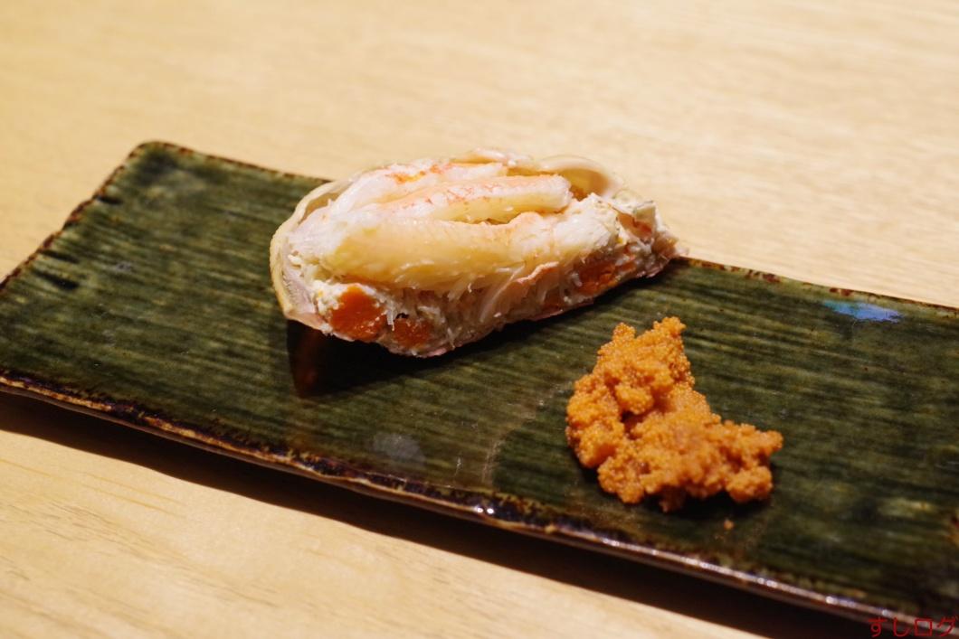勢子蟹(セイコガニ、セコガニ、香箱蟹)